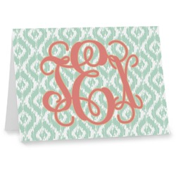 Monogram Notecards (Personalized)