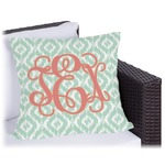 Monogram Outdoor Pillow (Personalized)