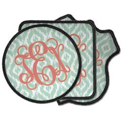 Monogram Iron on Patches