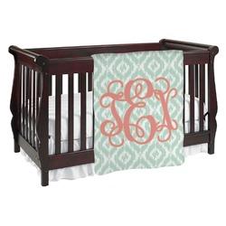 Monogram Baby Blanket (Personalized)