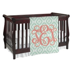 Monogram Baby Blanket (Personalized)