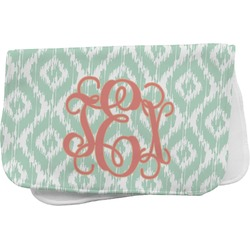 Monogram Burp Cloth (Personalized)