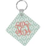 Monogram Diamond Key Chain (Personalized)