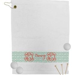 Monogram Golf Towel (Personalized)