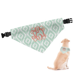 Monogram Dog Bandana - Large (Personalized)