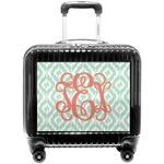 Monogram Pilot / Flight Suitcase (Personalized)
