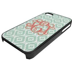 Monogram Plastic 4/4S iPhone Case (Personalized)