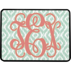 Monogram Rectangular Trailer Hitch Cover (Personalized)