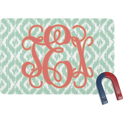 Monogram Rectangular Fridge Magnet (Personalized)