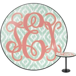 Monogram Round Table (Personalized)