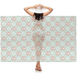 Monogram Sheer Sarong (Personalized)