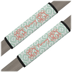 Monogram Seat Belt Covers (Set of 2) (Personalized)