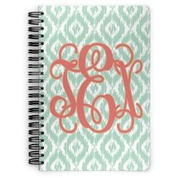 Monogram Spiral Bound Notebook (Personalized)