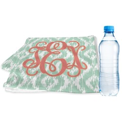 Monogram Sports Towel (Personalized)