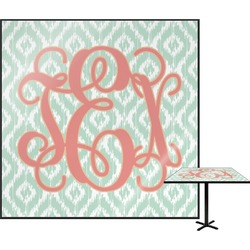 "Monogram Square Table Top - 30"" (Personalized)"