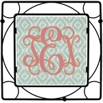 Monogram Square Trivet (Personalized)