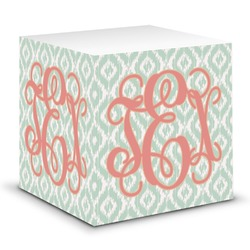 Monogram Sticky Note Cube (Personalized)