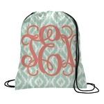 Monogram Drawstring Backpack (Personalized)