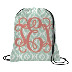 Monogram Drawstring Backpack (Personalized)