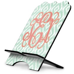 Monogram Stylized Tablet Stand (Personalized)