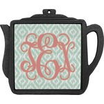 Monogram Teapot Trivet (Personalized)