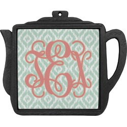 Monogram Teapot Trivet (Personalized)