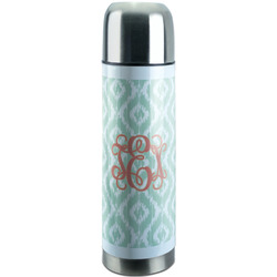Monogram Stainless Steel Thermos (Personalized)