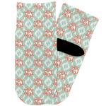 Monogram Toddler Ankle Socks