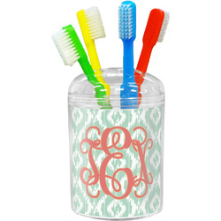Monogram Toothbrush Holder (Personalized)