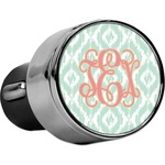 Monogram USB Car Charger (Personalized)