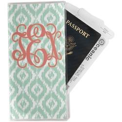 Monogram Travel Document Holder