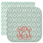Monogram Facecloth / Wash Cloth (Personalized)