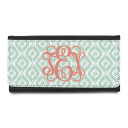 Monogram Leatherette Ladies Wallet (Personalized)