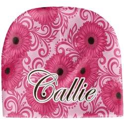 Gerbera Daisy Baby Hat (Beanie) (Personalized)