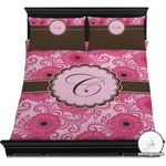 Gerbera Daisy Duvet Covers (Personalized)