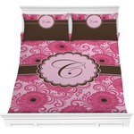 Gerbera Daisy Comforters (Personalized)