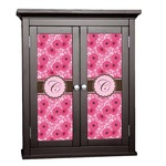 Gerbera Daisy Cabinet Decal - Custom Size (Personalized)