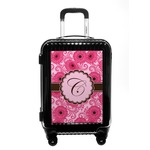 Gerbera Daisy Carry On Hard Shell Suitcase (Personalized)
