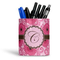 Gerbera Daisy Ceramic Pen Holder