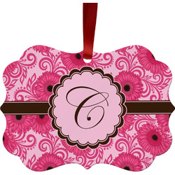 Gerbera Daisy Ornament (Personalized)