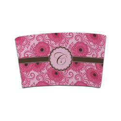 Gerbera Daisy Coffee Cup Sleeve (Personalized)