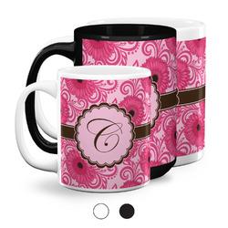 Gerbera Daisy Coffee Mugs (Personalized)
