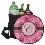 Gerbera Daisy Collapsible Cooler & Seat (Personalized)
