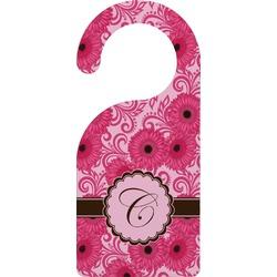 Gerbera Daisy Door Hanger (Personalized)