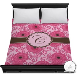 Gerbera Daisy Duvet Cover (Personalized)