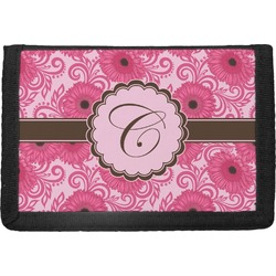 Gerbera Daisy Trifold Wallet (Personalized)