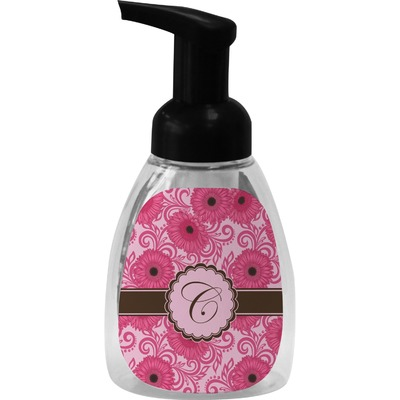 Gerbera Daisy Foam Soap Dispenser (Personalized)