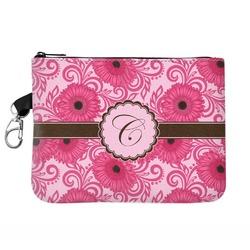Gerbera Daisy Golf Accessories Bag (Personalized)