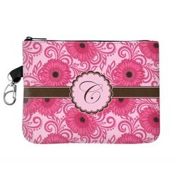 Gerbera Daisy Golf Accessories Bag (Personalized)