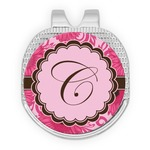 Gerbera Daisy Golf Ball Marker - Hat Clip